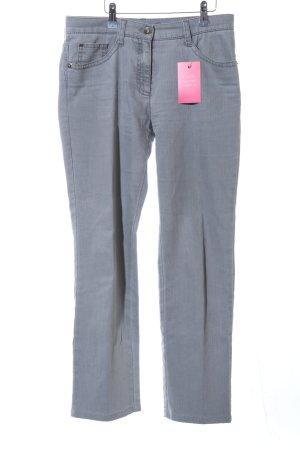 Brax Five-Pocket-Hose hellgrau Casual-Look