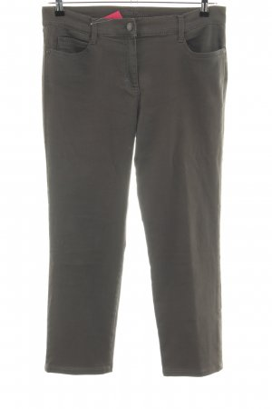 Brax Five-Pocket-Hose hellgrau Casual-Look