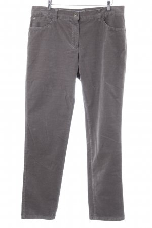 Brax Five-Pocket-Hose grau Casual-Look