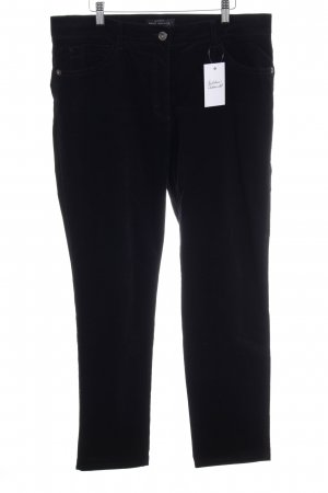 Brax Five-Pocket-Hose schwarz Casual-Look