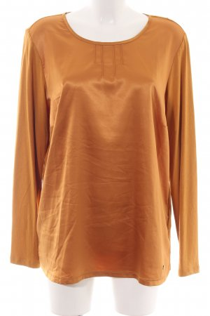 Brax Splendor Blouse light orange elegant