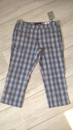 Brax Pantalone Capri multicolore Cotone