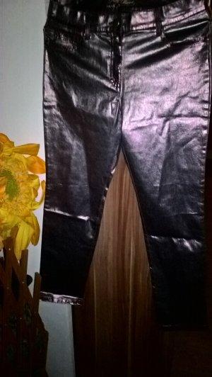 Brax Pantalone elasticizzato grigio-lilla Tessuto misto