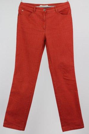 Brax Hose orange Größe 40 1710370180497