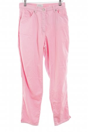 Brax Hüfthose pink Casual-Look