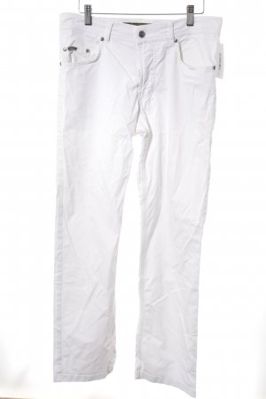 Brax Low-Rise Trousers white casual look