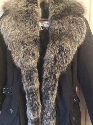 Brax Jacke Silberfuchs schwarz Neu