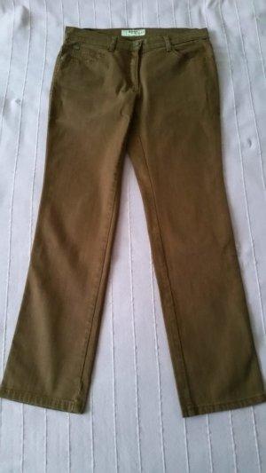 Brax Stretch Jeans brown-cognac-coloured