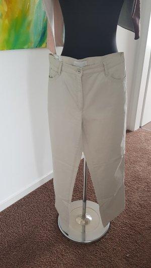 Brax Jeans, Fb. beige / creme, Gr. 42