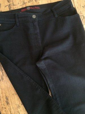 Brax Stretch jeans zwart