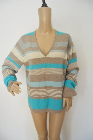 Brax Kaschmir-Schnurwolle Pullover gr.44