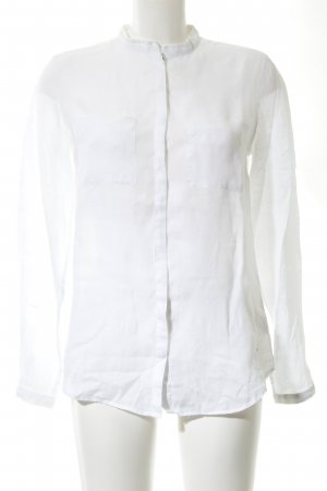 Brax Linen Blouse white business style