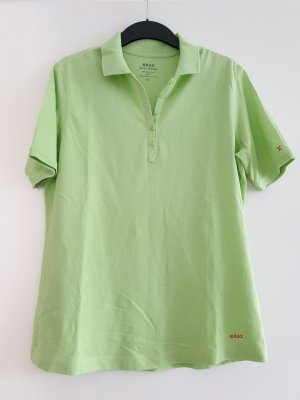 Brax Polo Shirt, Feel good, mintgrün, Gr.42 neuwertig
