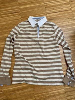 Brax Polo Shirt langarm Größe 40