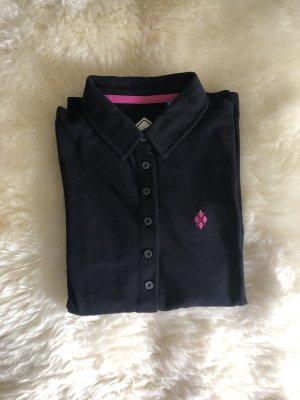 Brax Polo Shirt black-raspberry-red