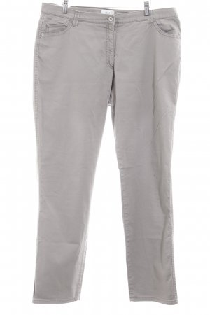 Brax Drainpipe Trousers mauve casual look