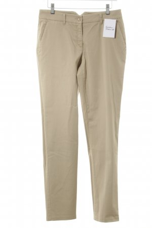 Brax Drainpipe Trousers nude casual look