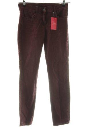 Brax Skinny Jeans braun Casual-Look