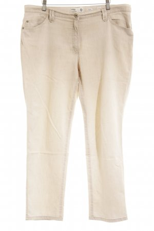Brax Skinny Jeans creme Casual-Look