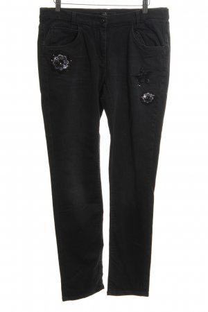 Brax Skinny Jeans schwarz Casual-Look