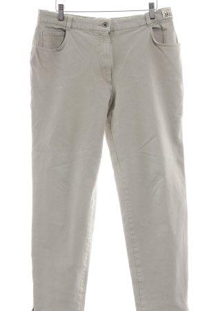 Brax Skinny Jeans hellbeige Casual-Look