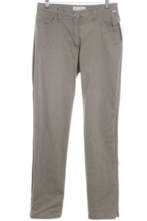 Brax Skinny Jeans hellbraun Casual-Look