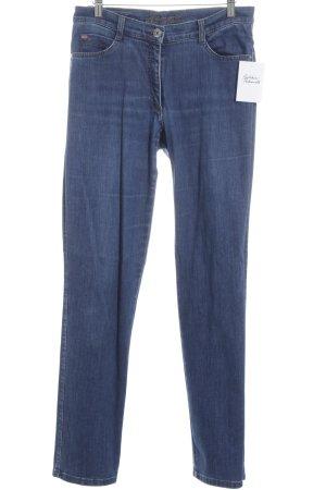 Brax Slim Jeans blau Casual-Look