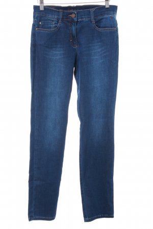 Brax Slim Jeans blau Casual-Look