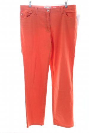 "Brax Slim Jeans ""Carola Sport"" orange"