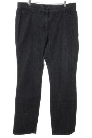 Brax Slim Jeans dunkelgrau Casual-Look