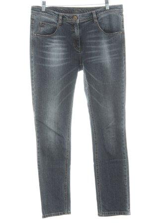 Brax Slim Jeans graublau Casual-Look