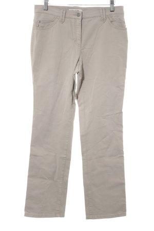 Brax Slim Jeans graubraun Casual-Look