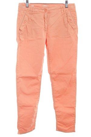 Brax Slim Jeans hellorange Bleached-Optik