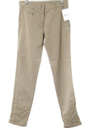 Brax Slim Jeans olivgrün sportlicher Stil