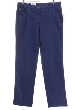Brax Slim Jeans stahlblau Casual-Look