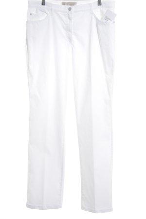 Brax Slim Jeans weiß Casual-Look