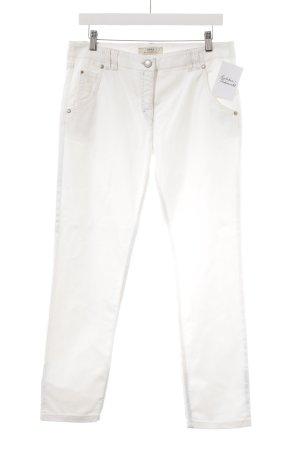 Brax Slim Jeans weiß-creme Casual-Look
