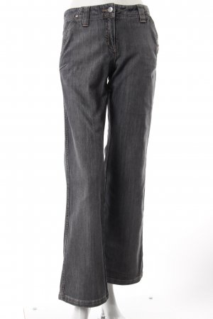 Brax Sport Boot Cut Jeans schwarz