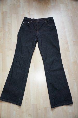 Brax Stretch Jeans anthracite-black cotton