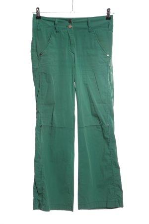 Brax Sporthose grün Casual-Look