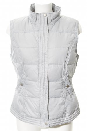 Brax Quilted Gilet silver-colored quilting pattern casual look