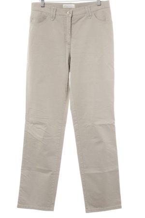 Brax Stoffhose beige Casual-Look