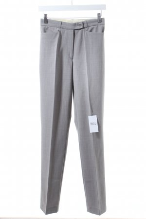 Brax Stoffhose dunkelgrau Business-Look