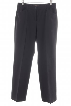 Brax Stoffhose schwarz Business-Look