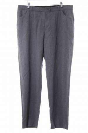 Brax Stoffhose grau Business-Look