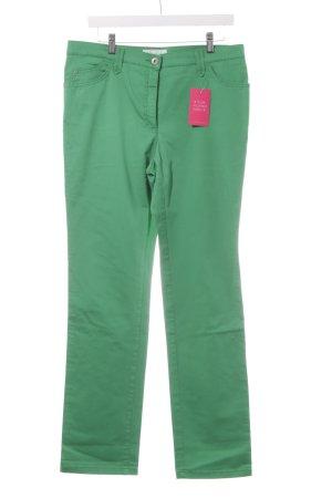Brax Stoffhose grün klassischer Stil