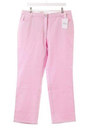 Brax Stoffhose rosa Casual-Look
