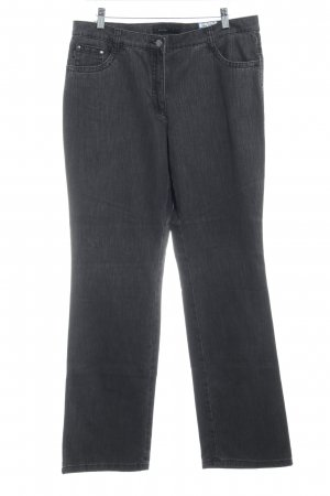 Brax Straight-Leg Jeans anthrazit Casual-Look