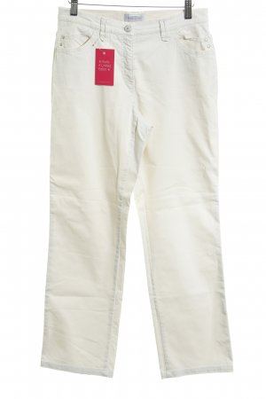 Brax Straight-Leg Jeans creme Casual-Look