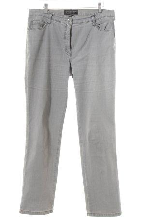 Brax Straight-Leg Jeans grau Casual-Look